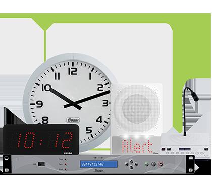 Audio & Clock Systems